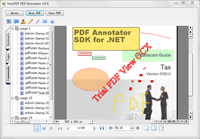 Pdf File From Server In C#