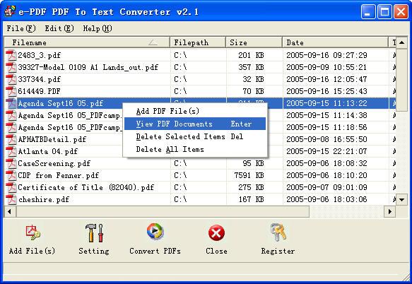 E-pdf Converter �����